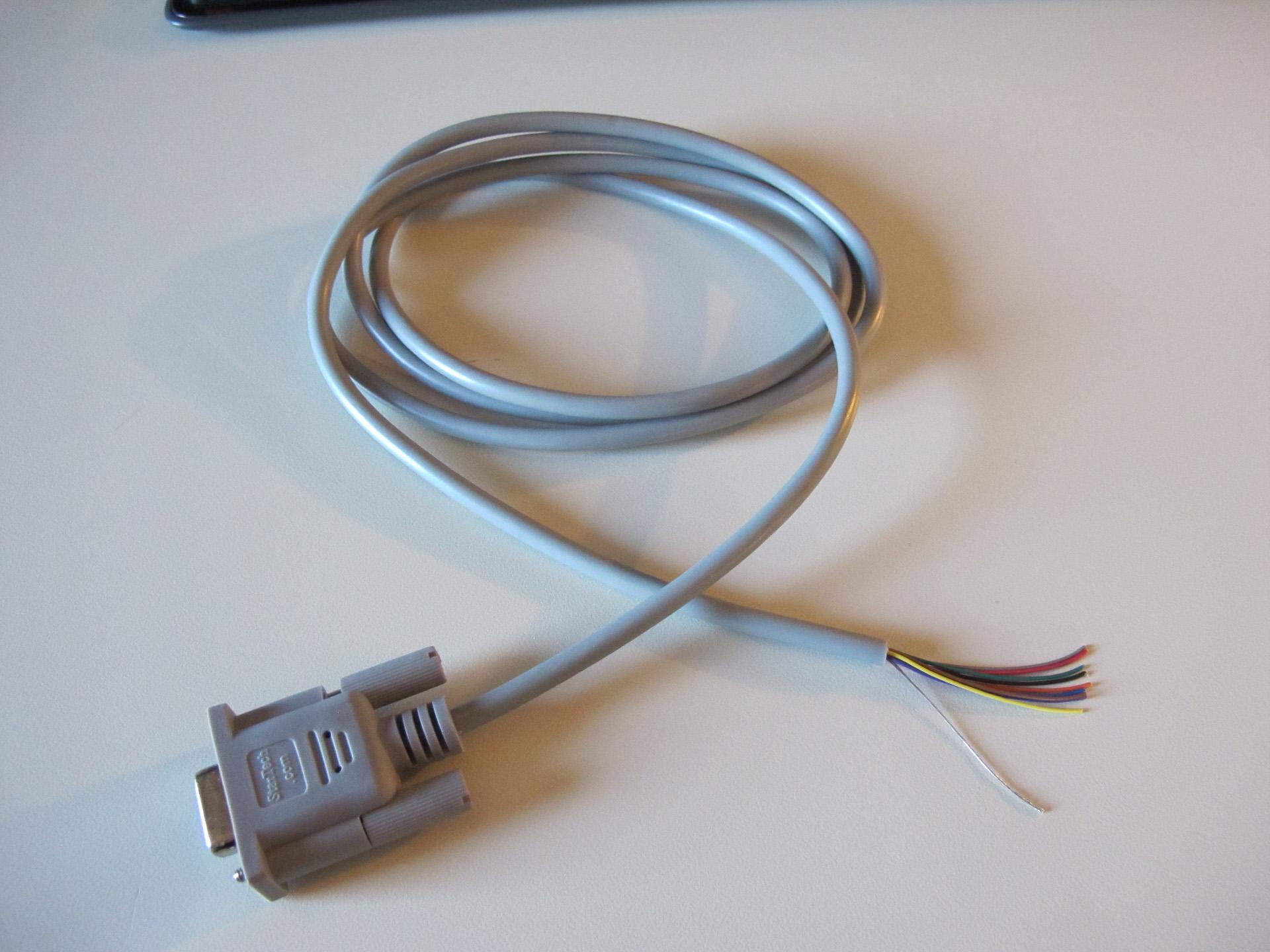 Flex Radio to ACOM 600S CAT Serial interface - MorseTutor.com