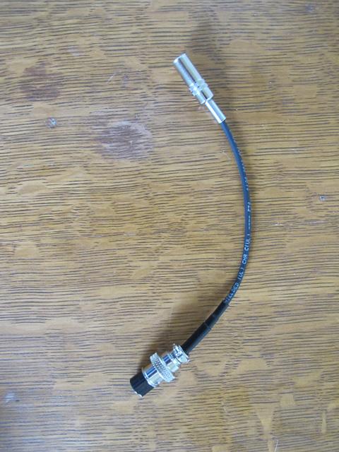 Yaesu FTdx3000 Headset adapter