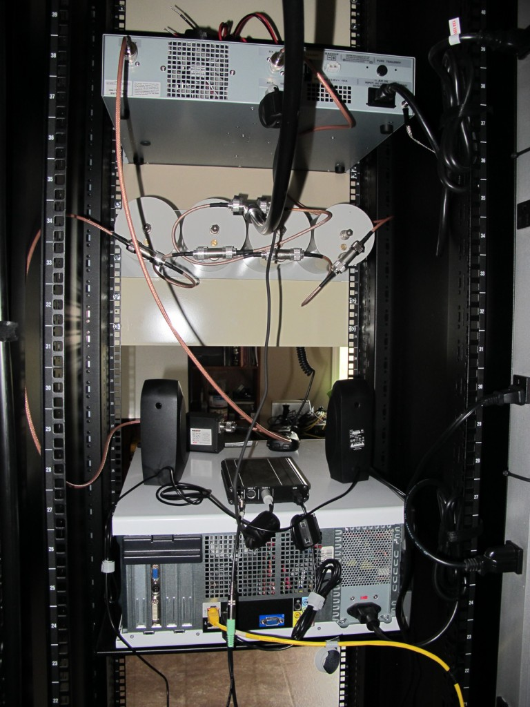 Pic of the rack interior